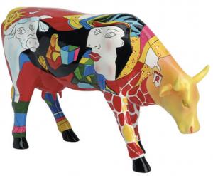 Vaches Cow Parade