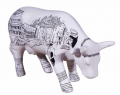 COW PARADE ROMA COW MOYENNE